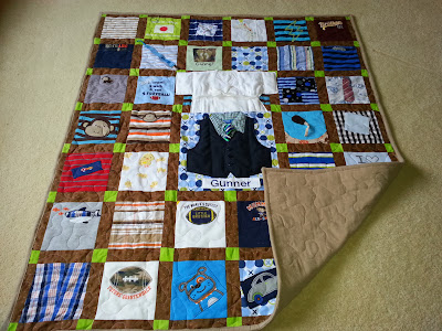 quilts baby clothes