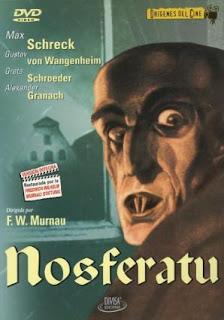 Nosferatu DVD editado por Divisa en nuestro país
