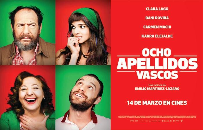 Έρωτας αλα Ισπανικά (Ocho Apellidos Vascos) Wallpaper