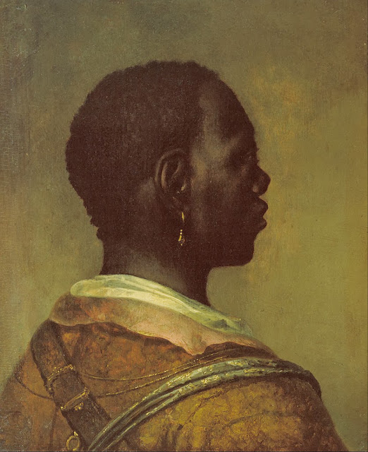 Govaert Flinck - Head of a Black Man - Google Art Project