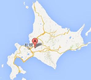蔵元 北の錦 記念館・地図