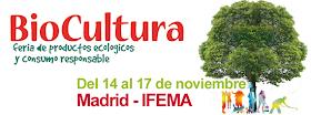 BioCultura 2013. Feria Internacional de Productos Ecológicos y Consumo Responsable