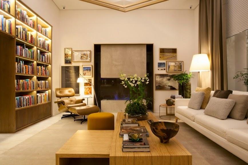 Bruno Gap – Biblioteca de Estar