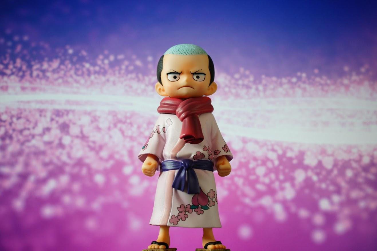 One Piece Momonosuke Mild POP Sailing Again Megahouse Figur Anime Manga