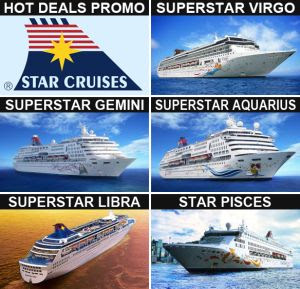 Star Cruises Ongoing Promos