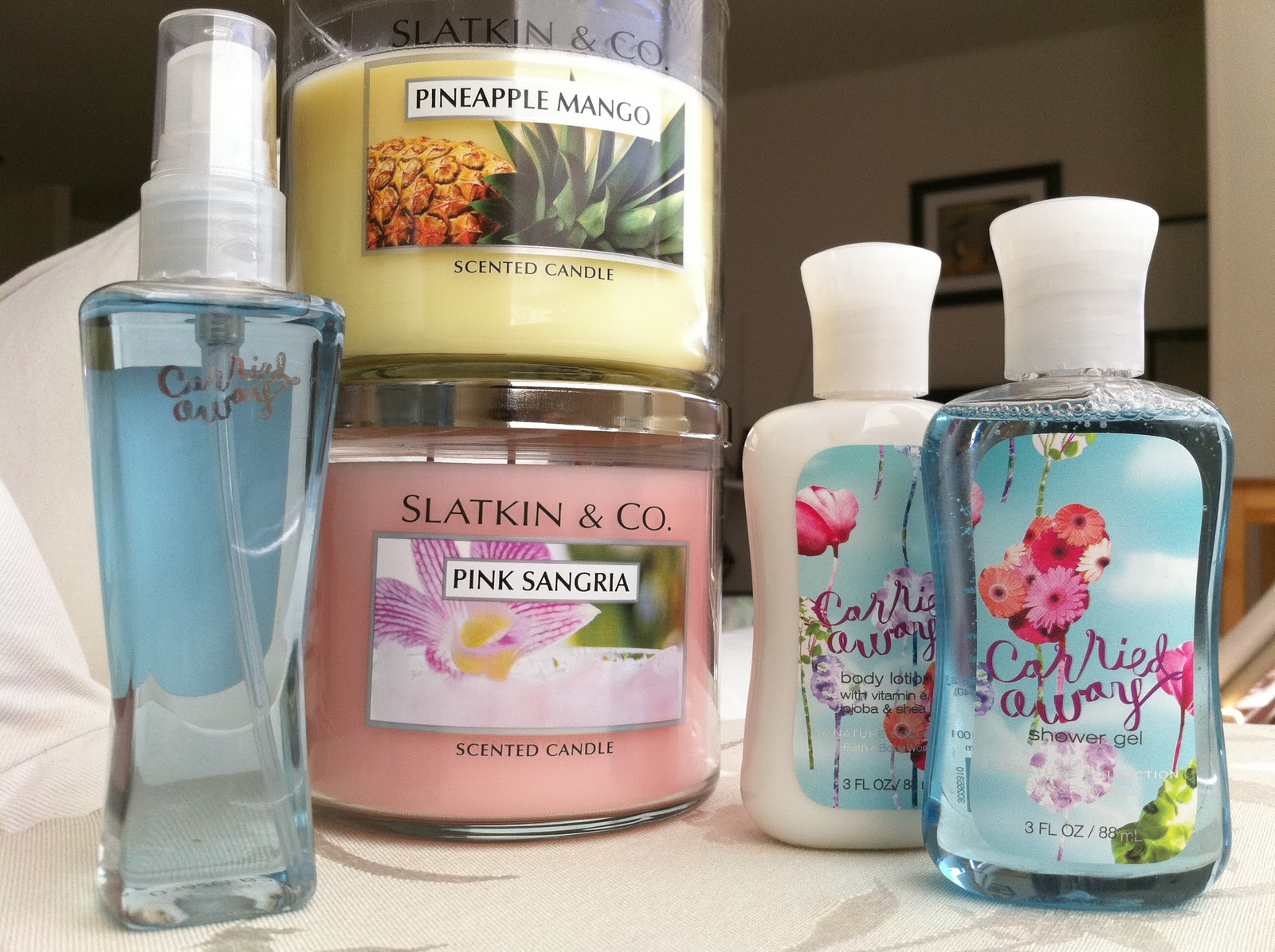 the bethesda bliss: haul: bed, bath & beyond and bath & body works