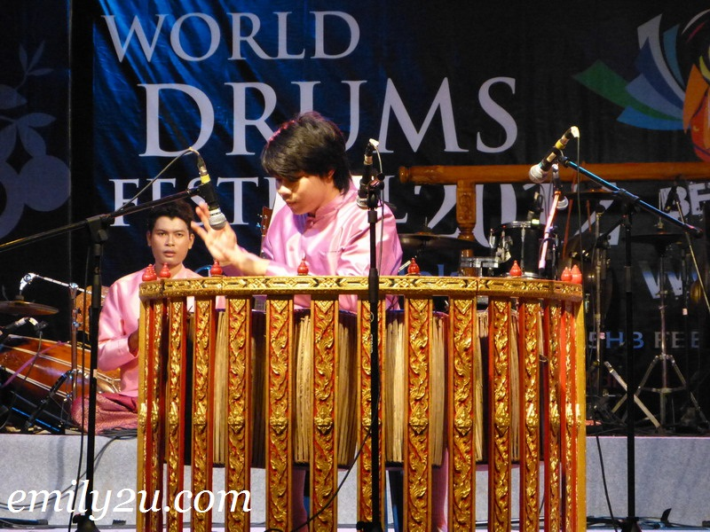 Royal Belum World Drums Festival 2012
