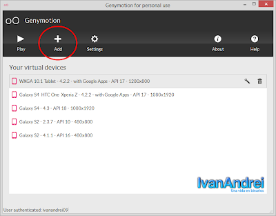how to install google play on genymotion