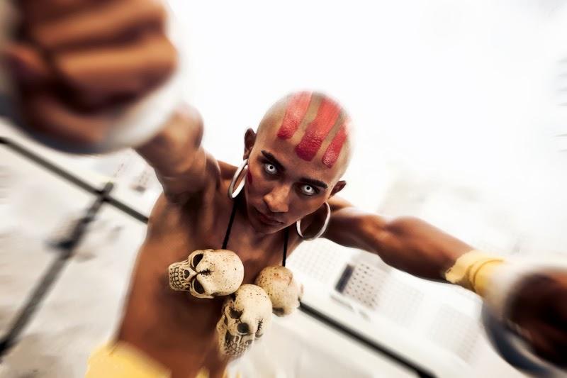 WTF Street Fighter 17