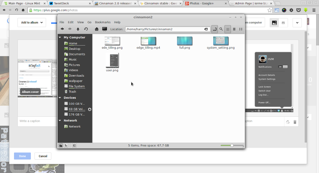 nemo file manager