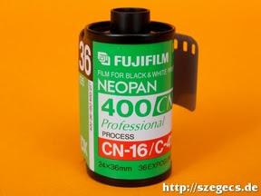 NEOPAN 400CN