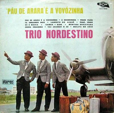 trio branquinha