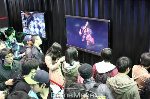 Gstar 2011: Toàn cảnh gian hàng Blizzard Entertainment 3