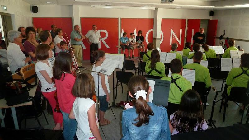 Image : Inauguration de la   MAISON  des  ARTS  ( en Photos )