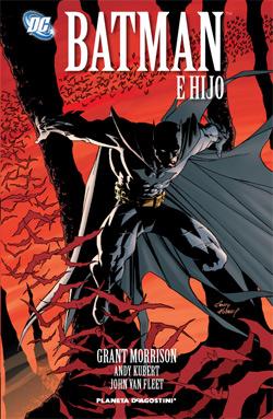 Batman e hijo - Grant Morrison - Andy Kubert