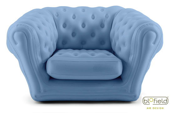 Muebles que se mojan