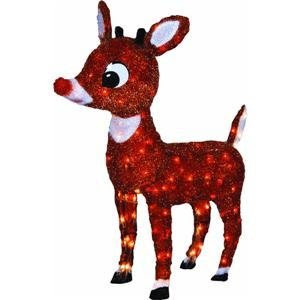 Product Works LLC 90743 3D Rudolph