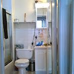 Great bathroom too.