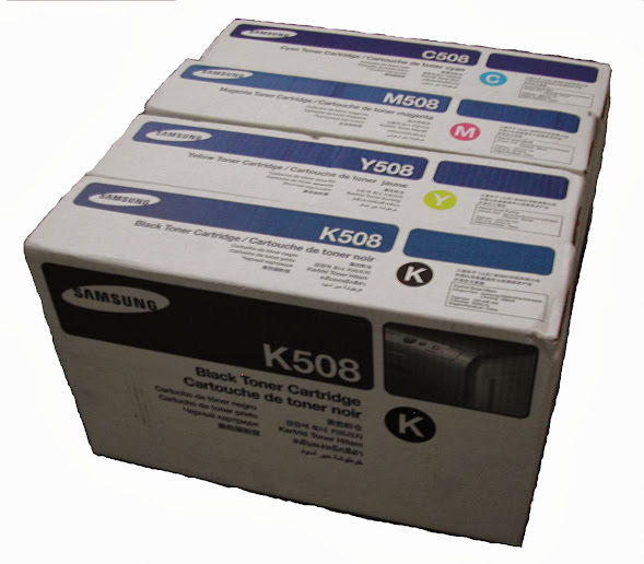 Remanufacture Color Toner Cartridge for Samsung CLT508L