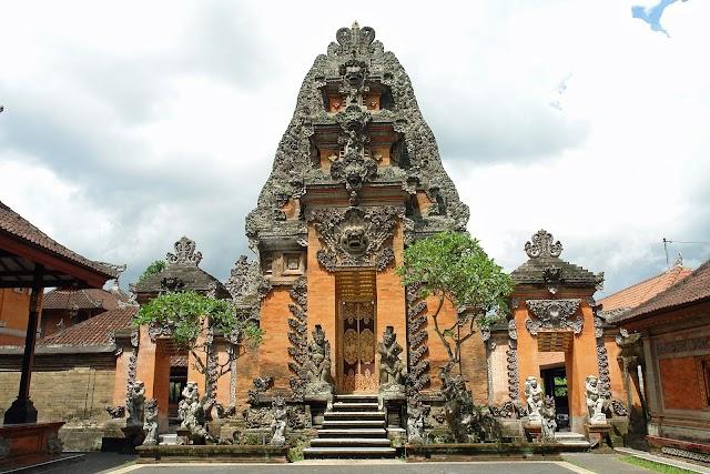 Peliatan Palace