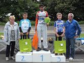 2ème place pour Mickael - Benjamin