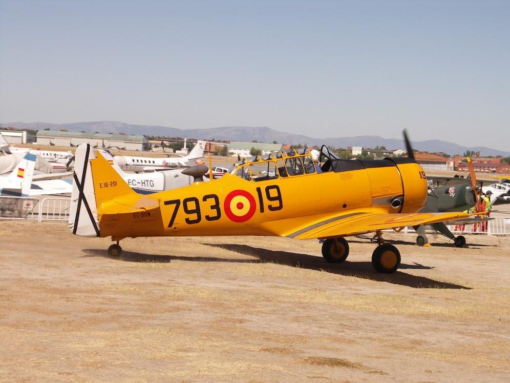 """Exhibición aerea de la Fundación """"Infante de Orleans"""". PICT0432"""