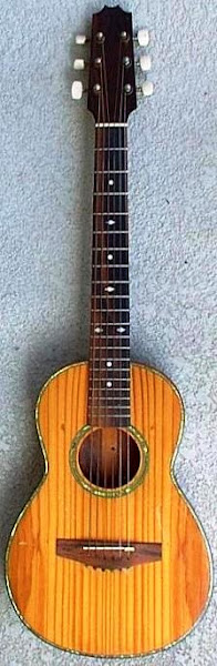 old Hawaiian Guitarlele at Lardys Ukulele Database