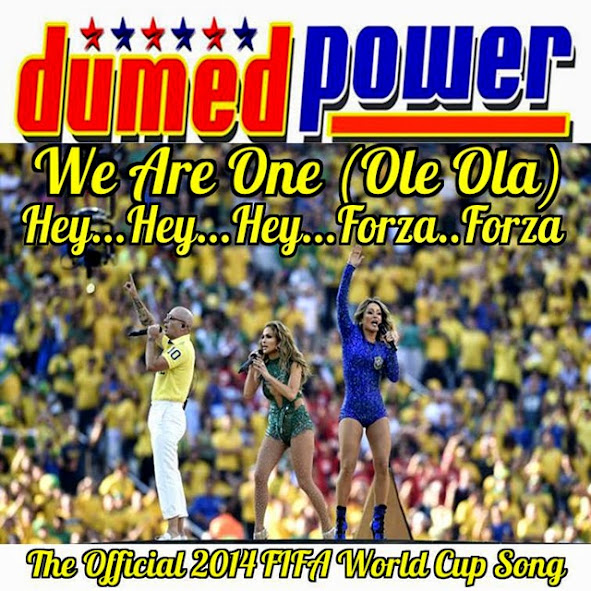 The Official 2014 FIFA World Cup Song - Music video by Pitbull feat. Jennifer Lopez & Claudia Leitte