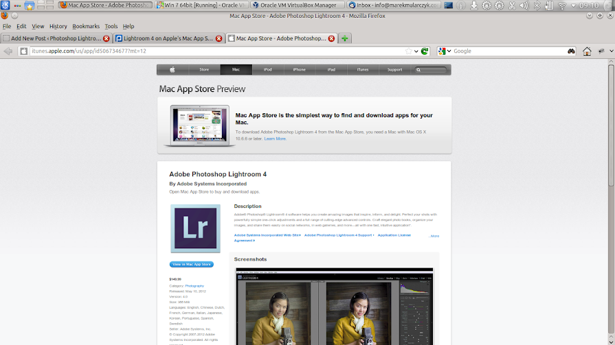 Lightroom 4 on the App Store