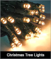 LED Chgristmas tree lights