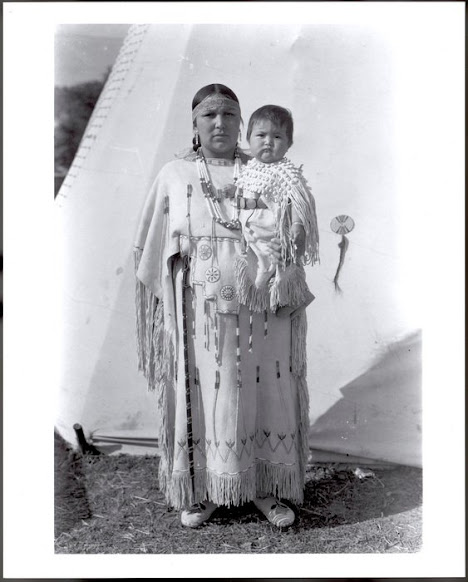 kiowa women Kiowa shelters were easy to take apart and move to a new location their shelter was a cone shaped tent called a tepee to form the  indians of north america.