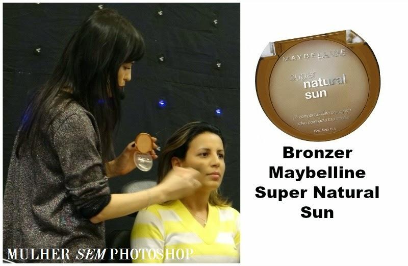Workshop Maybelline com Vanessa Rozan
