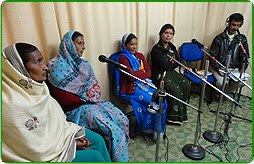 Programme with SHG leaders