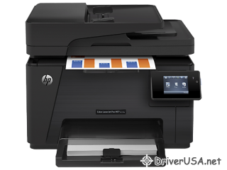 Driver HP Color LaserJet Pro MFP M177fw – Download and install steps