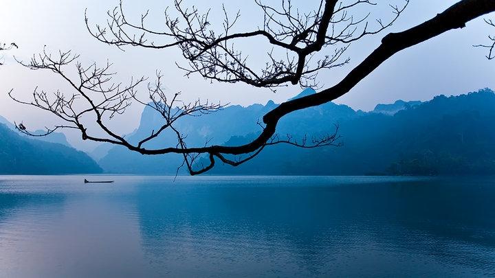 Misty Halong Bay