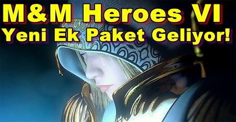 Might & Magic Heroes VI'nın Yeni Ek Paketi Çıkıyor!