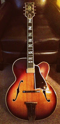 1965/66 Gibson Johnny Smith.