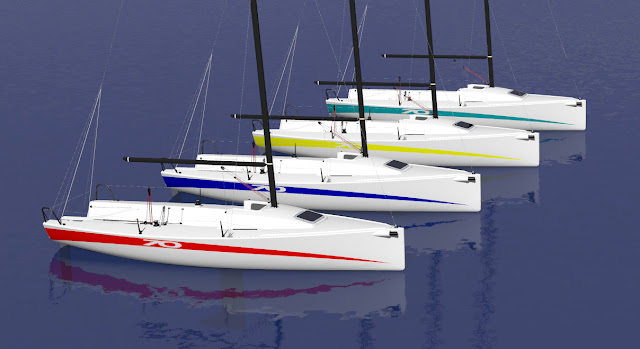 J70 one-design speedster- the nextgen trailerable sailboat
