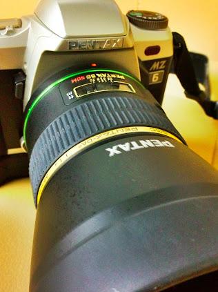 Pentax smc DA* 55mm 1:1.4 SDM 星鏡全片幅首試