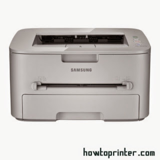 Solution reset Samsung ml 2580n printers counter ~ red led blinking