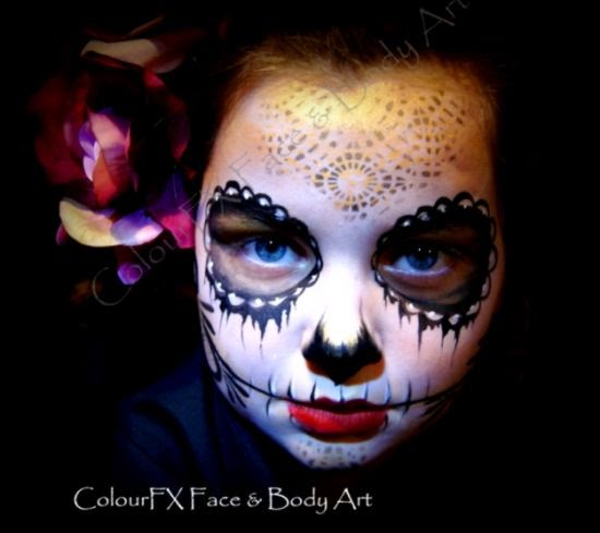 ColourFX  Face Painting amp Prenatal Body Art