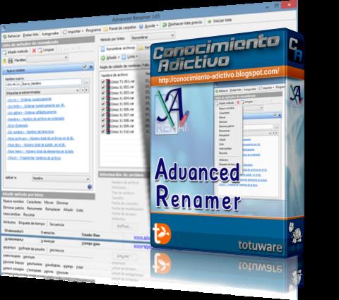 Advanced Renamer