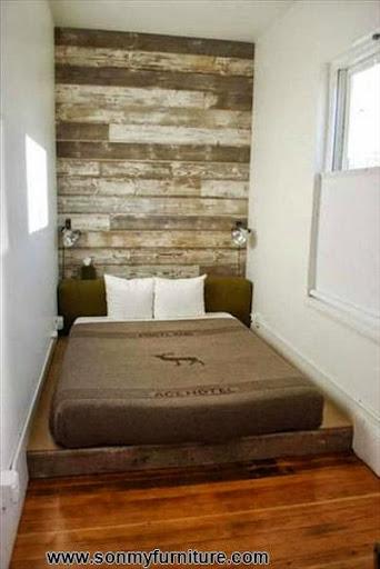 Mẫu thiết kế cho phòng ngủ vẫn đẹp trong nhà chật-10