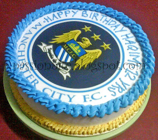 Pin Manchester City Birthday Cakes 60th Cake Cake on Pinterest