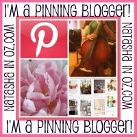Say G'day Saturday Linky Party, Dreaming of Paris, Natasha in Oz, Pinning Blogger