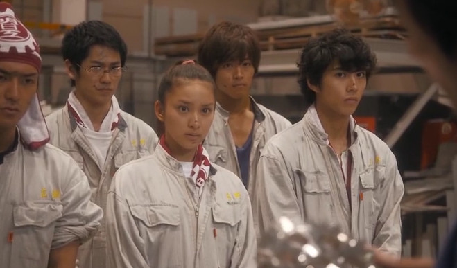 Ishida Takuya, Takei Emi, Kaku Kento, Nagayama Kento, Matsuzaki Tori