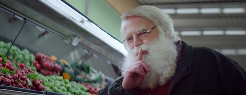 Santa Is Everywhere, But Only For Kids in Meijer's Magical Christmas Commercial