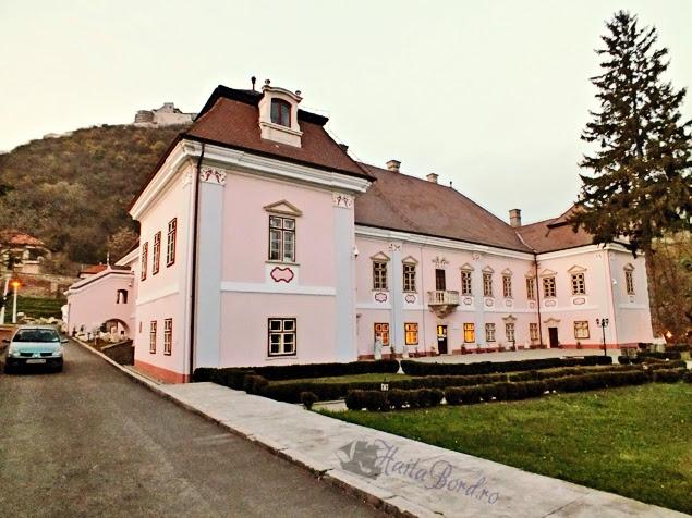 palatul magna curia bethlen deva