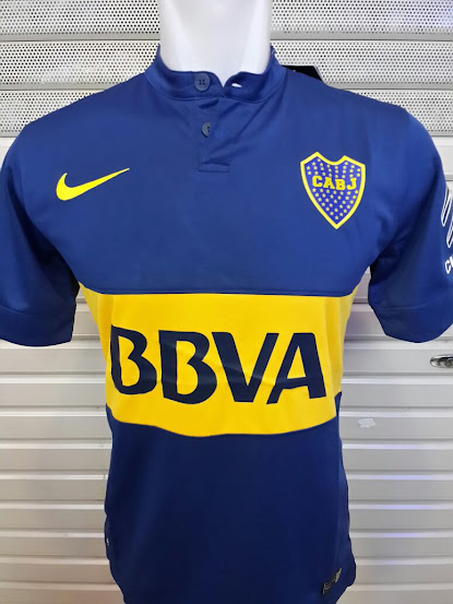 Jual Jersey Boca Junior Home 2014-2015
