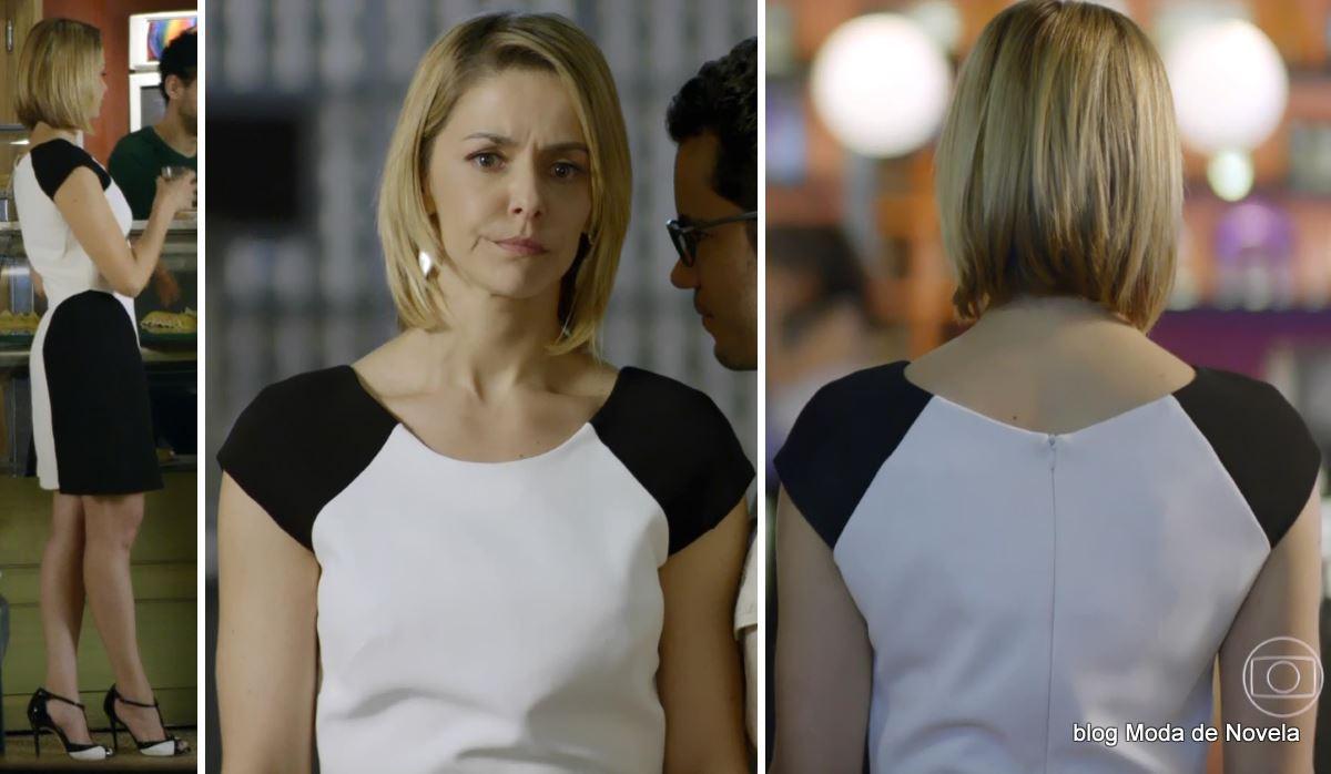 moda da novela Em Família - look da Silvia dia 7 de julho